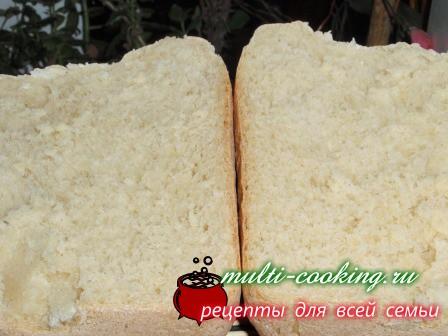 самый простой хлеб в хлебопечке