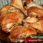 Как приготовить куриные окорочка в аэрогриле