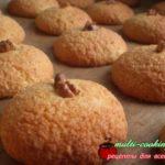 Как приготовить песочное печенье с кокосовой стружкой